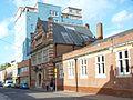 Former Masonic Hall in Station Road, Aldershot (geograph 4248989).jpg