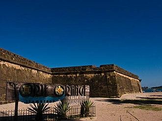 Ilha de Itamaracá - Forte Orange, Ilha de Itamaracá, Pernambuco, Brasil