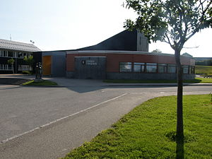 Fosen District Court - Fosen Courthouse in Brekstad is the seat of Fosen District Court