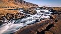 Foss Waterfall Iceland Landscape Photography (229750203).jpeg