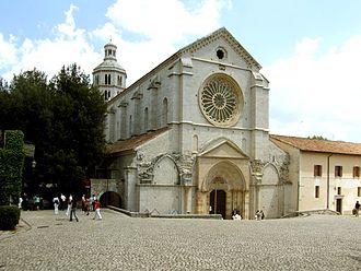 Fossanova Abbey - Abbey of Fossanova