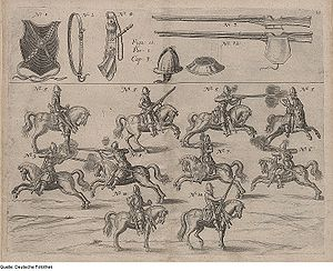Harquebusier - German drill manual for early 17th century harquebusiers