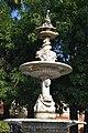 Fountain in front of Old Rajwada3-Satara-Maharashtra.jpg
