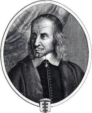 François Sublet de Noyers - Portrait of François Sublet de Noyers by Pierre Daret