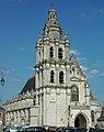 France Loir-et-Cher Blois Cathedrale Saint Louis 02.JPG