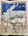 Francesco Berlinghieri, Geographia, incunabolo per niccolò di lorenzo, firenze 1482, 12 alemagna 01.jpg