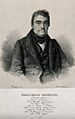 Francesco Mondini. Lithograph by Bolo after F. Spagnoli. Wellcome V0004061.jpg