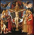 Francesco di Stefano Pesellino - Santa Trinità Altarpiece - WGA17374.jpg
