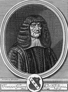 Francis Glisson British doctor