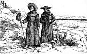 Missionari francescani in California.jpg
