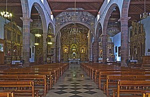 Iglesia de San Francisco de Asís (Santa Cruz de Tenerife) - Image: Francisco Santa Cruz 01