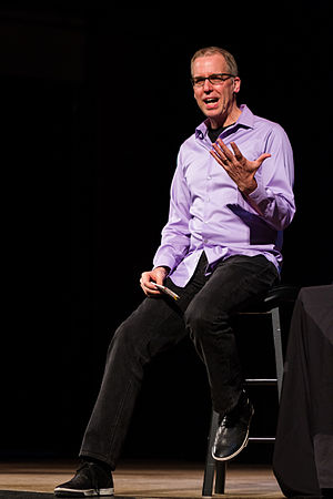 PostSecret - Frank Warren, founder of PostSecret, in 2014