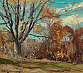 Franklin de Haven - Fall Landscape.jpg