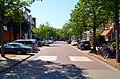 Fransestraat, korte stuk Galgenveld Nijmegen.jpg