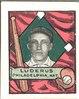 Fred Luderus, Philadelphia Phillies, baseball card portrait LCCN2007683842.tif