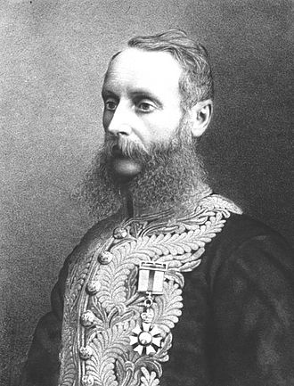 Frederick Weld - Sir Frederick Aloysius Weld, date unknown.