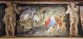Fregio di Giasone e Medea 02 perval. annibale carracci, con ludovico, tremomenti della giovinezza di giasone, 1584 ca..JPG