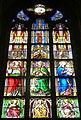Freistadt Pfarrkirche - Fenster 7 Dreifaltigkeit.jpg