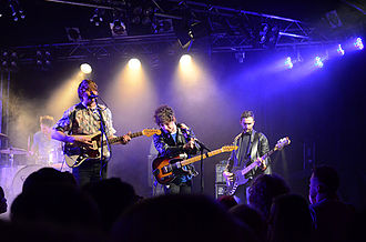 French Films (band) - French Films in 2012