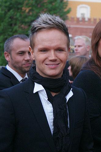 Friðrik Ómar - Friðrik Ómar in 2009