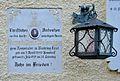 Friedhof Henndorf - Franz de Paula Wasenegger epitaph.jpg