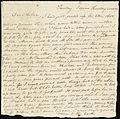 From Anne Warren Weston to Deborah Weston; 1836? p1.jpg