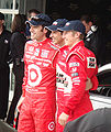 Front row 2009 Indy 500.jpg