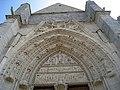 Fronton église saint-Sulpice de Favière.jpg