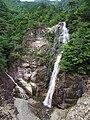 Fudotaki waterfall (Kamikitayama, Nara).jpg