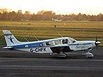 G-CHFK Piper Cherokee Six 32 (32083224720).jpg