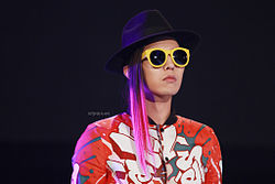 G Dragon Fashion Week