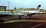 G-MARG Piper PA-31-350 Navajo Chieftan CVT 30-06-83 (31999509281).jpg