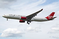 G-VRAY - A333 - Virgin Atlantic Airways
