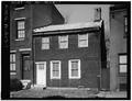 GENERAL VIEW - Robert Moffett House, 35 Catharine Street, Philadelphia, Philadelphia County, PA HABS PA,51-PHILA,358-1.tif