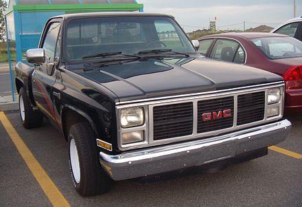 Chevrolet C/K - Wikiwand