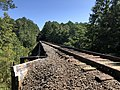 GNRR tracks over Little River, Cherokee County, GA September 2020 1.jpg