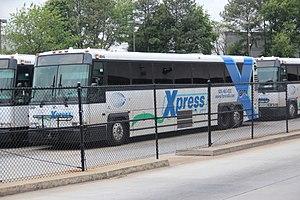 GRTA Xpress - A GRTA Xpress in Cobb County