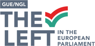 European United Left–Nordic Green Left Left-wing political group in the European Parliament