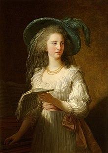 Un ritratto più formale della duchessa di Polignac di Élisabeth Vigée Le  Brun cc2b01b483c6