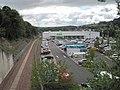 Galashiels railway station (site), Scottish Borders (geograph 4664762).jpg