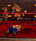 Gangrel elbow drop.jpg