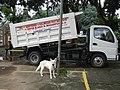 Garbage truck in Alaminos, Laguna 2.jpg