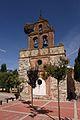Garcihernandez, Iglesia San Juan Bautista, espadaña.jpg