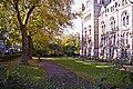Garden, Natural History Museum, London SW7 - geograph.org.uk - 1121347.jpg