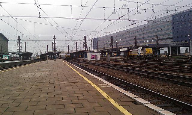 Estación de Bruselas Sur