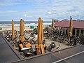 Gastronomie am Strand von Scheveningen - panoramio.jpg