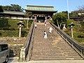 Gate of Suwa Shrine.JPG