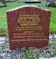 Gavin Hamilton's Gravestone, Mauchline, East Ayrshire, Scotland.jpg