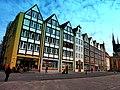 Gdańsk Główne Miasto, Ulica Grobla I - panoramio.jpg