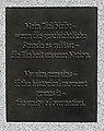 Gedenktafel Kirchstr 13 (Moabi) Helmut Kohl.jpg